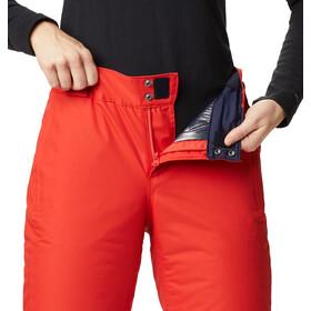 Columbia Bugaboo OH Pantalones Mujer, bold orange